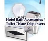 Hotel Bath Accessories/ Toilet Tissue Dispensers